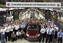 Fiat, 30 años con el etanol