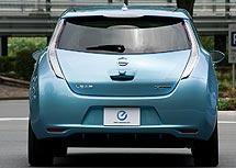 Conducimos el Leaf, el eléctrico de Nissan