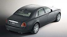 Ghost, el coche anticrisis según Rolls-Royce