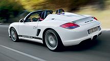 Porsche Boxster Spyder: esencia de marca