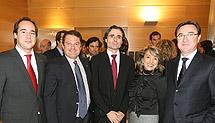 Torres y Suero (Chevrolet), Adrián Llorca, Guridi y Lillo (Opel-GM).
