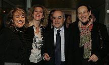 Guridi (GM), Rodríguez (Hyundai), De Vicente (Unidad Editorial) e Isern (Volkswagen)