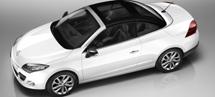 Renault Mégane Coupé Cabrio