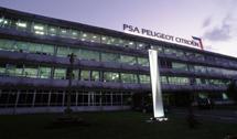 La planta de PSA en Vigo