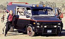 Van GMC G-15 1983 2010 Furgoneta Equipo A