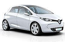 Renault Zoe: el Clio eléctrico