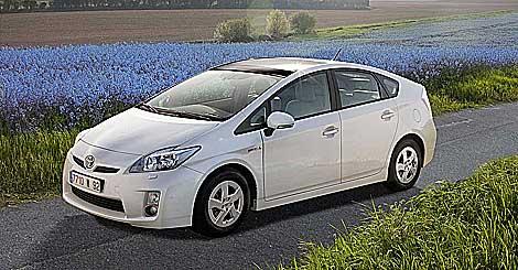 Dos millones de Toyota Prius vendidos