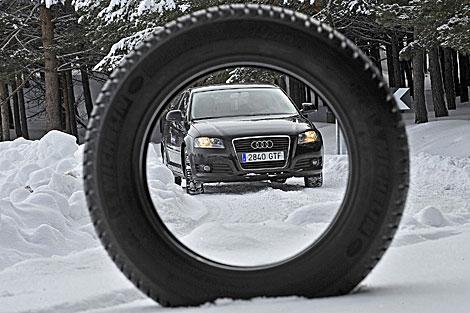 Neumático de invierno. | Goodyear