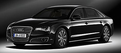 Audi A8 L Security El Blindado Eficiente Coches Motor Elmundo Es