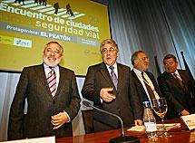 Participantes del II Encuentro de Ciudades para la Seguridad Vial. Foto: Rafael Madero