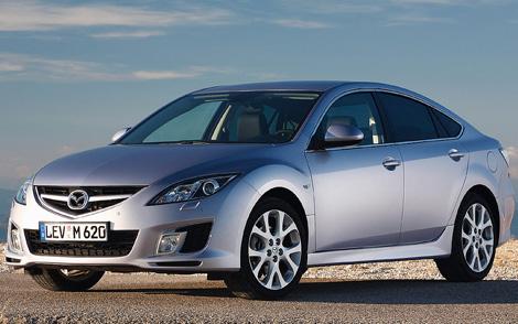 Mazda6, el modelo afectado