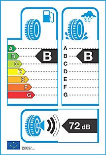 Los neumáticos deberán llevar esta etiqueta en todos los vehículos en 2012.