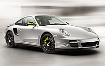 Porsche 911 Turbo S 918 Special Edition