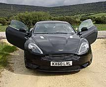 Aston Martin Virage: uno nuevo en la familia