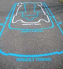 Al volante del Renault Twizy