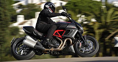 Ducati Diavel Culturismo Al Desnudo Motos Motor Elmundoes