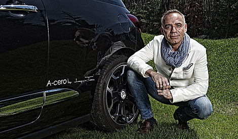 Citroën recurre a Joaquín Torres para personalizar el DS3