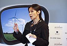 Melissa Stark, de Accenture