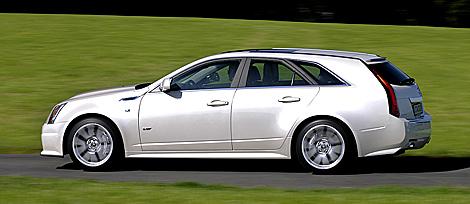Cadillac CTS V-Series SW