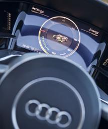 Audi e-tron Spyder, exhibición de poderío