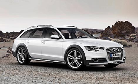 Audi A6 Allroad Y A8 Hybrid Pesos Pesados