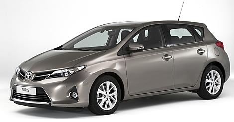 Nuevo Toyota Auris A La Conquista Del Segmento C Coches Motor