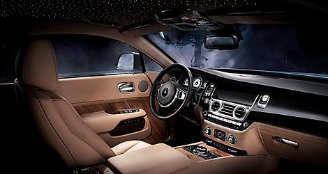 Wraith El Rolls Royce Mas Potente Nunca Construido Coches Motor