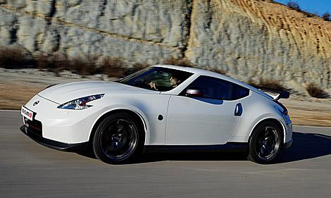 Nissan 370z Nismo Deportivo Ma Non Troppo Coches Motor
