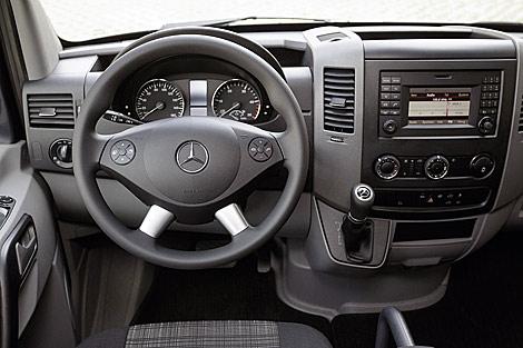 Mercedes Sprinter 2013