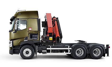 Renault Truck Gama C