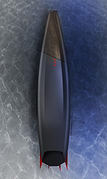Peugeot GTi Surfboard Concept