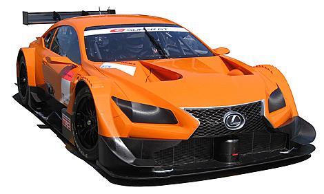 Lexus LF-CC Racing