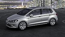 VW Golf Sportsvan 2014