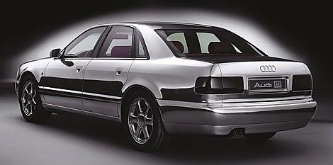 Audi A8 año 1993