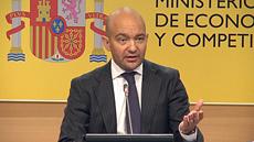 Jaime García-Legaz, Secretario de Estado de Comercio