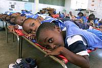 El VIH aumenta los casos de tuberculosis