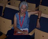 Carmen Martínez, oncóloga de la Escuela Andaluza de Salud Pública (Foto: María Valerio)