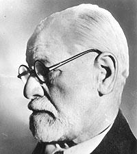 Sigmund Freud en 1936. (Foto: AP)