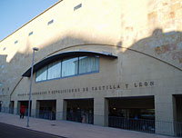 Palacio de Congresos de Castilla y León