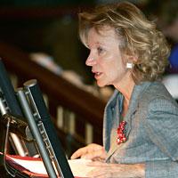 La ministra de Sanidad durante su intervención en el pleno del Congreso (Foto: Juanjo Martín   EFE)