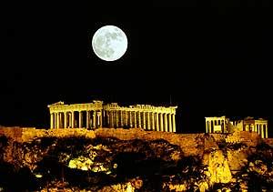 Acrópolis de Atenas. (Foto: Yannis Behrakis | Reuters)