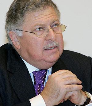 Juan Martabit durante la conferencia (Foto: AP   Salvatore Di Nolfi)