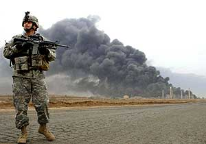 Soldado americano en Irak. (Foto: AFP | Marwan Ibrahim)