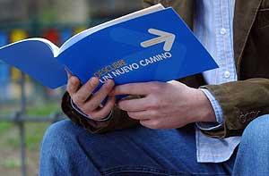 La guía está dirigida a pacientes de esquizofrenia.