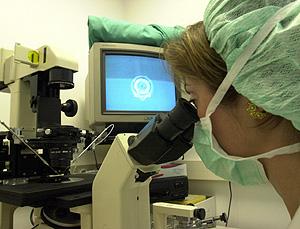 Clínica de reproducción asistida (Foto: Justy)