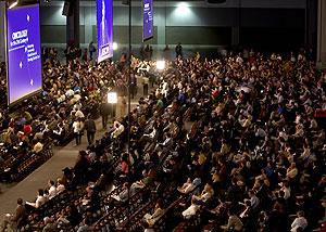 Más de 30.000 especialistas han asistido al congreso (Foto: © ASCO | Todd Buchanan 2006)