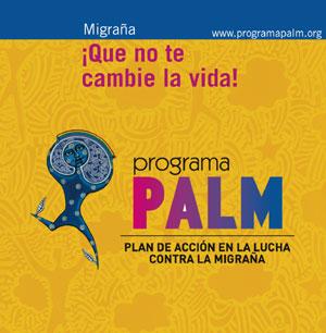 Imagen del cartel del plan contra la migraña.