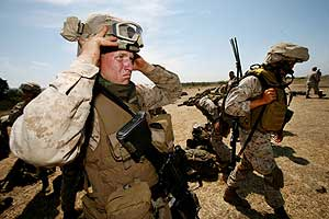 Soldado estadounidense. (Foto: Sandy Huffaker | Getty Images | AFP)