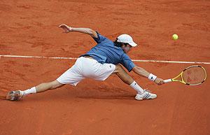El tenista argentino Juan Mónaco (Foto: AP)