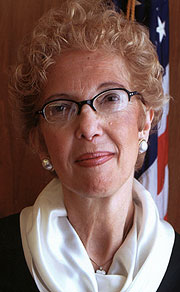 La juez estadounidense Gladys Kessler. (Foto: AP)